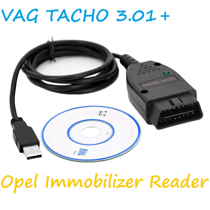 Details about VAG TACHO USB 3 01 Opel IMMO/Vauxhall Immobilizer Cable FOR  VW AUDI SEAT SKODA